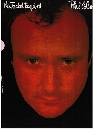 Phil Collins: No Jacket Required [Songbook]