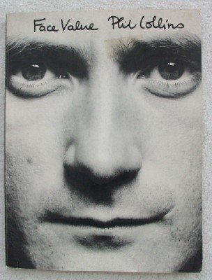 Face Value Phil Collins (Piano, Vocal, Guitar) Songbook