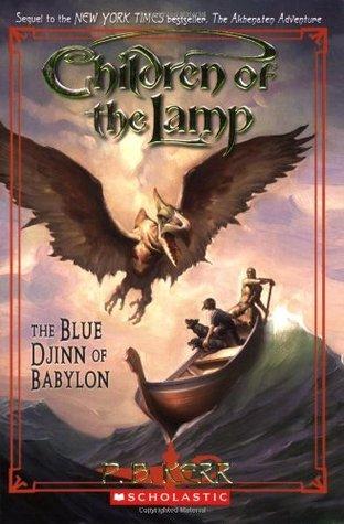 The Blue Djinn of Babylon by P.B. Kerr