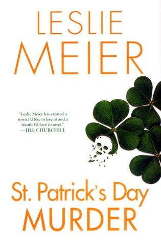 St. Patrick's Day Murder (A Lucy Stone Mystery, #14)