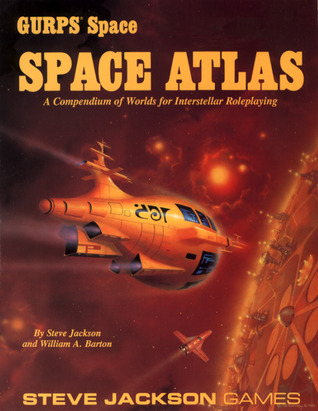 GURPS Space Atlas: A Compendium of Worlds for Interstellar Roleplaying