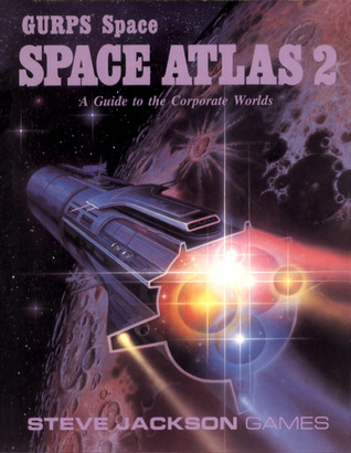 GURPS Space Atlas 2:  A Guide to the Corporate Worlds