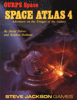 GURPS Space Atlas 4: Adventure on the Fringes of the Galaxy