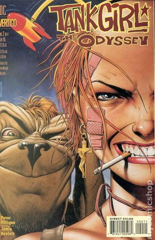 Tank Girl: The Odyssey #2