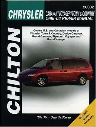 Chrysler Caravan/Voyager/Town&Country 1996-2002 Repair Manual