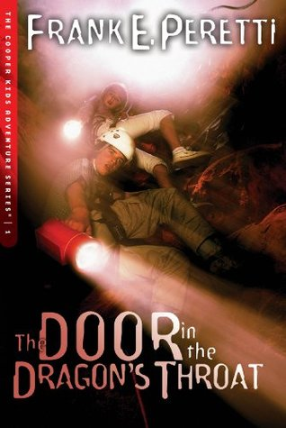 The Door in the Dragon's Throat (The Cooper Kids Adventures, #1)