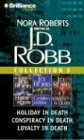 J. D. Robb Collection 3: Holiday in Death, Conspiracy in Death, and Loyalty in Death (In Death Series)