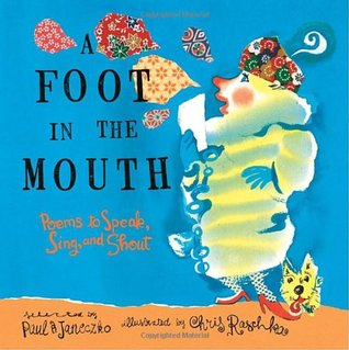 Image result for a foot in the mouth poems to read