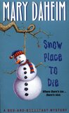 Snow Place to Die (Bed-and-Breakfast, #13)