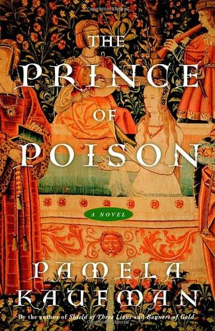 The Prince of Poison (Alix of Wanthwaite, #3)