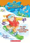 The Case of the Snowboarding Superstar (Jigsaw Jones, #29)