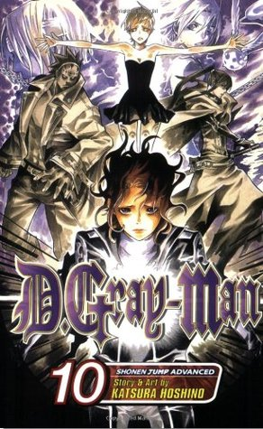 D.Gray-man, Vol. 10 (D.Gray-man, #10)
