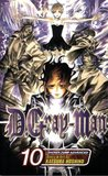 D.Gray-man, Volume 10