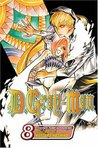 D.Gray-man, Vol. 8 (D.Gray-man, #8)