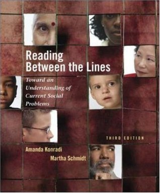 Reading Between the Lines by Amanda Konradi