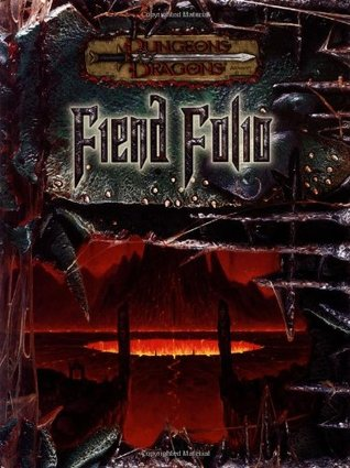 Fiend Folio (Dungeons & Dragons d20 3.0 Fantasy Roleplaying)