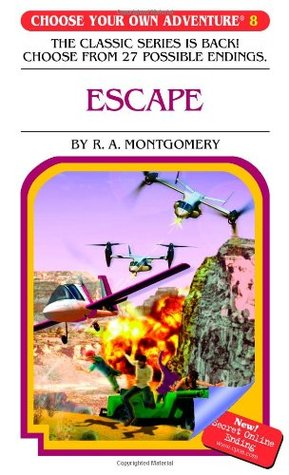 Escape by R.A. Montgomery