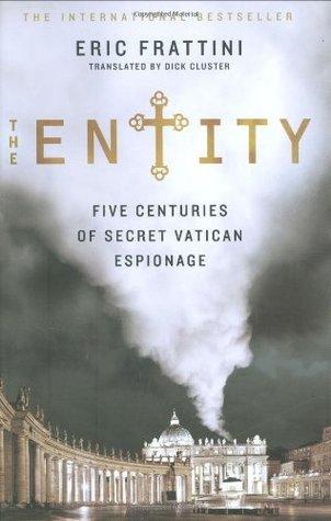 The Entity by Eric Frattini