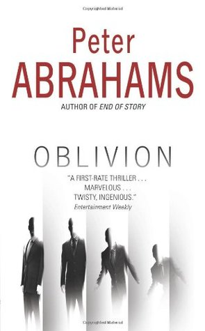 Oblivion by Peter Abrahams