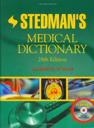 Stedmans Medical Dictionary By Stedmans