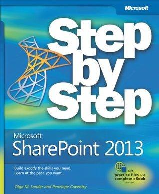 Microsoft SharePoint 2013 Step by Step (Step By Step