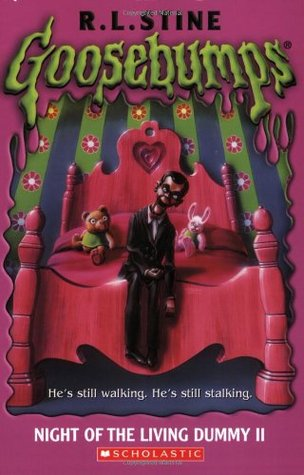 Night of the Living Dummy II (Goosebumps, #31)