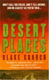 Desert Places (Andrew Z. Thomas/Luther Kite #1)