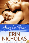 Going for Four (Counting on Love, #4)