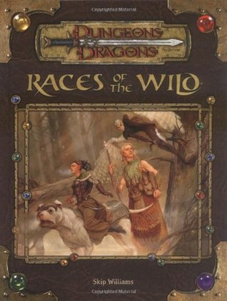 races-of-the-wild-dungeons-dragons-supplement