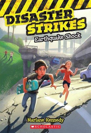 Earthquake Shock (Disaster Strikes, #1)