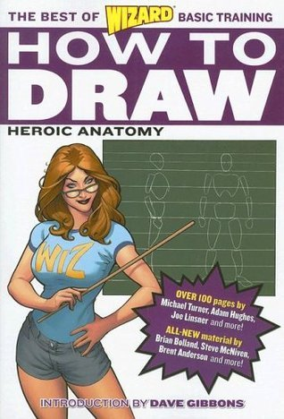 How to Draw: Heroic Anatomy