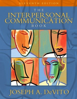 The interpersonal communication book by joseph a devito 960911 fandeluxe Gallery