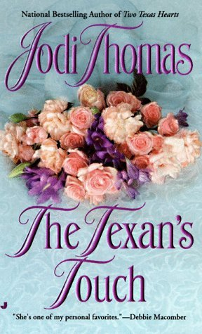 The Texan's Touch (McLain, #1)