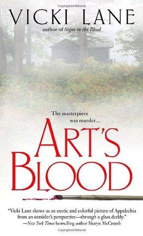 Art's Blood by Vicki Lane
