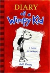 Diary of a Wimpy Kid by Jeff Kinney