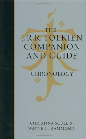 The J.R.R. Tolkien Companion and Guide, Volume 1: Chronology