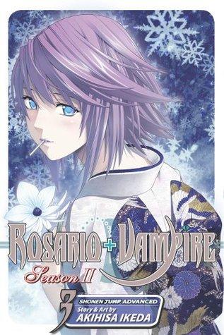 Rosario+Vampire by Akihisa Ikeda
