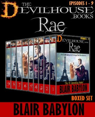 Billionaires in Disguise Rae (Complete Omnibus Edition) by Blair Babylon