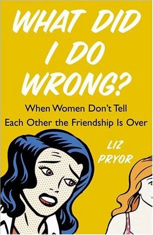 What Did I Do Wrong? by Liz Pryor