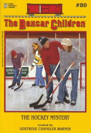 The Hockey Mystery by Gertrude Chandler Warner