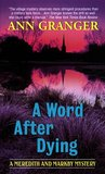 A Word After Dying (Mitchell and Markby, #10)
