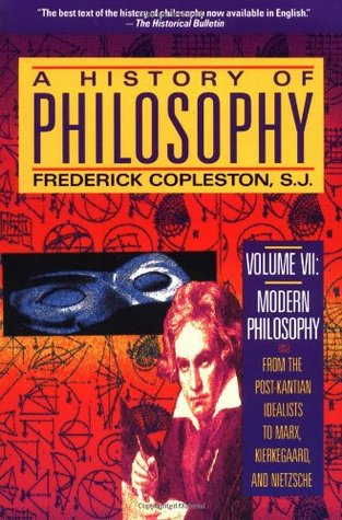 A History Of Philosophy Vol 7 Modern Philosophy From The Post