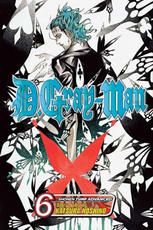 D.Gray-man, Vol. #6 (D.Gray-man, #6)