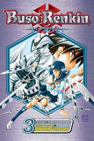 Buso Renkin, Vol. 3 by Nobuhiro Watsuki