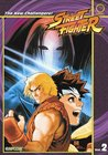 Street Fighter, vol. 2: The New Challengers!