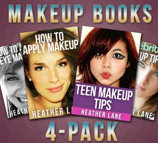 Makeup Books 4-Pack