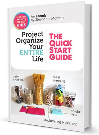 38 Page Planner Printables Pack & Project Organize Your ENTIRE Life: The Quick Start Guide