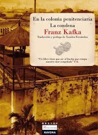 En la colonia penitenciaria; La condena