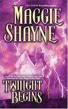 Twilight Begins (Wings in the Night, #1 & 2)