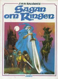 Sagan om Ringen I (Grapic novel)